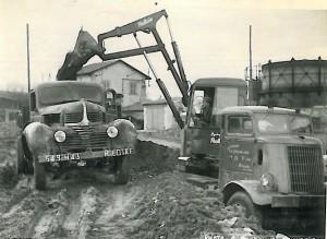Les premières machines de Chevalier SAE Brioude