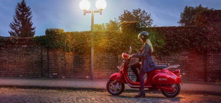 Des modèles de scooters électriques innovants