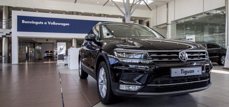 Le Tiguan 2021, un SUV compact, puissant et innovant
