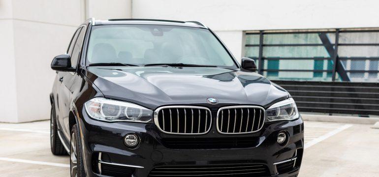 Les innovations apportées à la BMW X5
