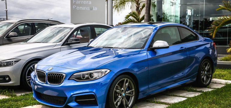 Les nouvelles technologies apportées à la BMW Série 2 Coupé